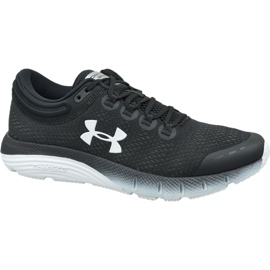 Schwarz Under Armour Charged Bandit 5 M 3021947-001 Laufschuhe