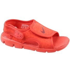 Rot Nike Sunray Adjust 4 Ps Jr 386518-603 Sandalen