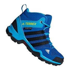 Adidas Terrex AX2R Mid Cp Jr BC0673 Schuhe
