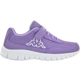 Kappa Follow Jr 260604K 2310 Schuhe lila
