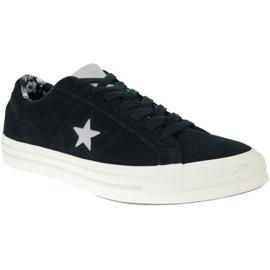 Converse One Star M C160584C Schuhe schwarz