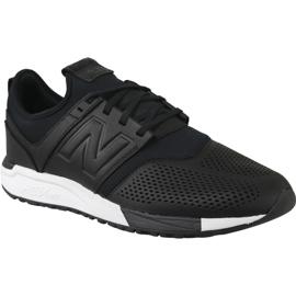 New Balance M MRL247VE Schuhe schwarz
