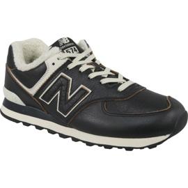 New Balance M ML574WNE Schuhe braun