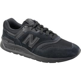 New Balance M CM997HCI Schuhe schwarz
