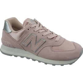 New Balance Schuhe in WL574OPS pink