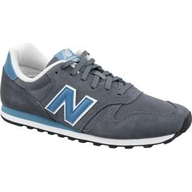 New Balance M ML373LBF Schuhe grau