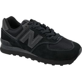 New Balance M ML574ETE Schuhe schwarz