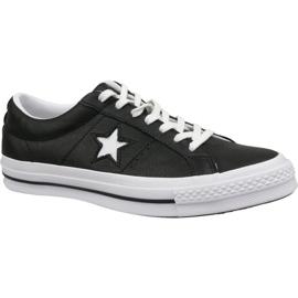 Converse Schuhe One Star Ox 163385C schwarz