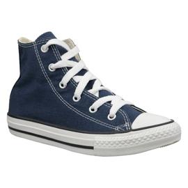 Converse C. Taylor All Star Jugend Hallo Jr. 3J233 Schuhe marine