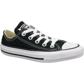 Converse C. Taylor All Star Jugend Ox Jr 3J235C Schuhe schwarz