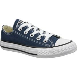 Converse C. Taylor All Star Jugend Ox Jr 3J237C Schuhe marine