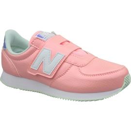 Pink New Balance Jr PV220M1 Schuhe