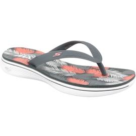 Flip-Flops Skechers H2 Goga W 14680-CCCL mehrfarbig