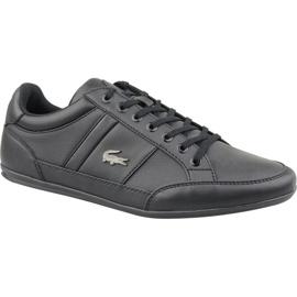 Schwarz Lacoste Chaymon Bl M 737CMA009402H Schuhe