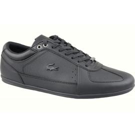 Schwarz Lacoste Evara 119 1 M 737CMA003102H Schuhe