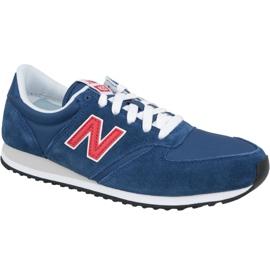 New Balance M U420MTR Schuhe marineblau