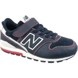 New Balance Jr YV996BB Schuhe schwarz
