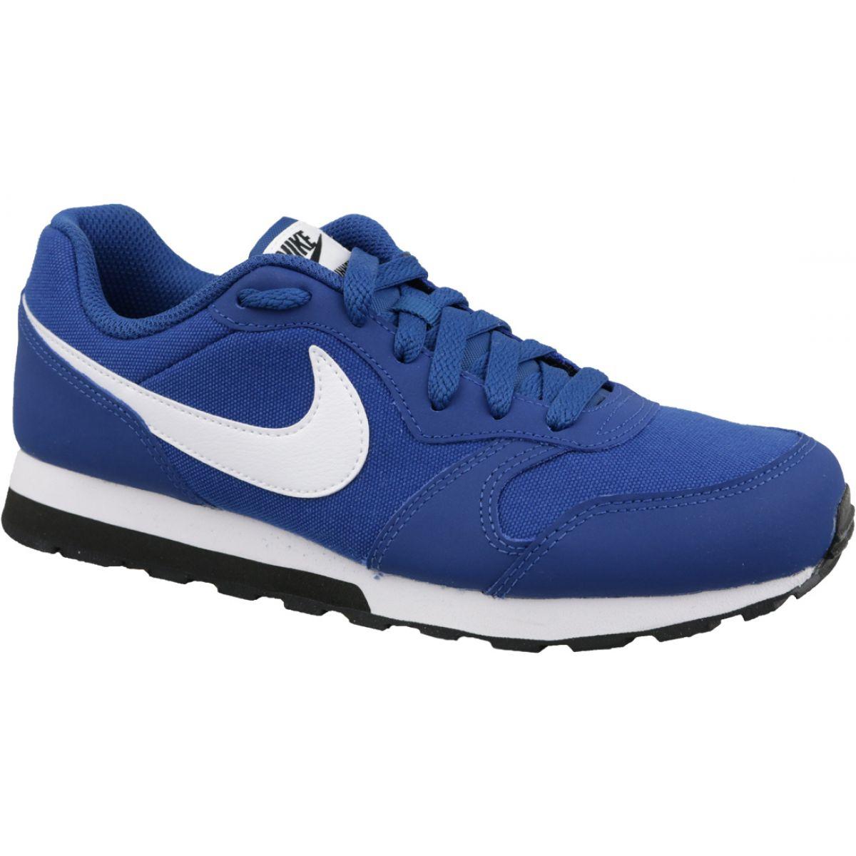 Nike Md Runner 2 Gs Jr 807316 411 Schuhe blau