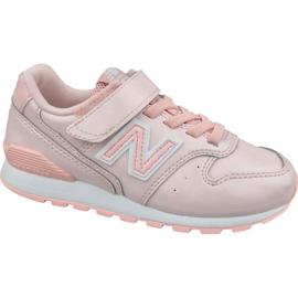 New Balance Jr YV996GB Schuhe pink