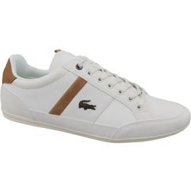 Weiß Lacoste Chaymon 119 5 M 737CMA00082R2 Schuhe
