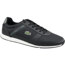 Schwarz Schuhe Lacoste Menerva Sport 119 1 M 737CMA0063237