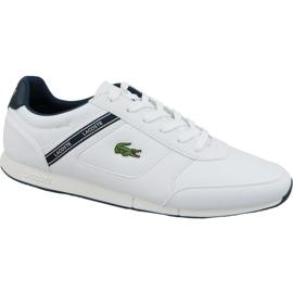 Weiß Lacoste Menerva Sport 119 2 M Schuhe 737CMA0064042