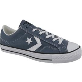 Converse Player Star Ox M 160557C Schuhe blau
