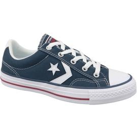 Converse Star Player Ox U 144150C Schuhe marine