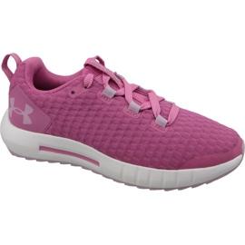 Pink Under Armour Suspend Jr 3022054-601 Schuhe