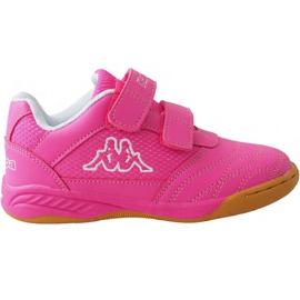 Kappa Kickoff Oc Jr260695K 2210 Schuhe pink