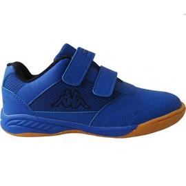 Blau Kappa Kickoff Oc Jr 260695K 6011 Schuhe