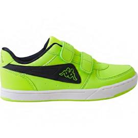 Kappa Trooper Light Ice Kids 260575K 3011 Schuhe grün