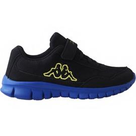Kappa Follow Bc Kids 260634K 1160 Schuhe schwarz