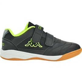 Kappa Kickoff Jr 260509T 1140 Schuhe schwarz