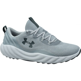 Under Armour Charged Will M 3022038-103 Schuhe grau