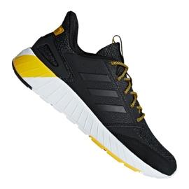 Schwarz Adidas Questarstrike M G25770 Schuhe
