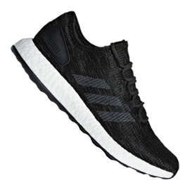 Schwarz Adidas PureBoost M CP9326 Schuhe
