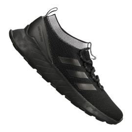 Schwarz Adidas Questar Ride M B44806 Schuhe
