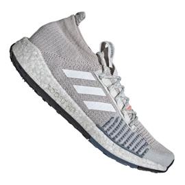 Grau Adidas PulseBOOST Hd M G26931 Schuhe