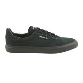 Schwarz Adidas Originals 3MC M B22713 Schuhe