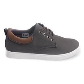 Casual Herren Sneakers 655 Grau