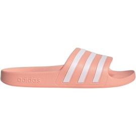 Pink Adidas Adilette Aqua W EE7345 Hausschuhe