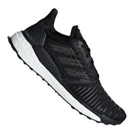 Schwarz Adidas Solar Boost M CQ3171 Schuhe