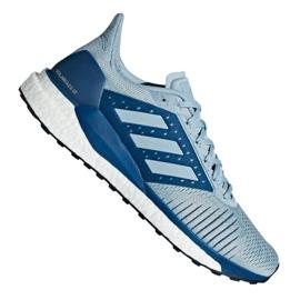 Grau Adidas Solar Glide St M D97074 Schuhe