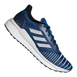 Blau Adidas Solar Drive M G28966 Schuhe