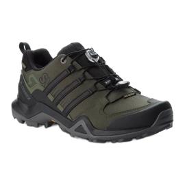 Grün Adidas Terrex Swift R2 Gtx M Schuhe