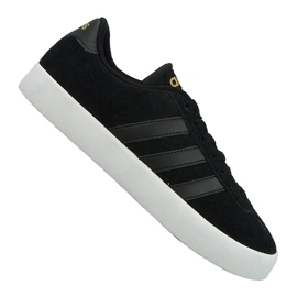 Schwarz Adidas Vl Court Vulc M AW3925 Schuhe