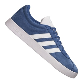 Blau Adidas Vl Court 2.0 M DA9873 Schuhe