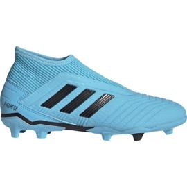 Adidas Predator 19.3 Ll Fg Jr EF9039 Fußballschuhe