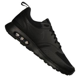 Schwarz Nike Air Max Vision M 918230-001 Schuhe